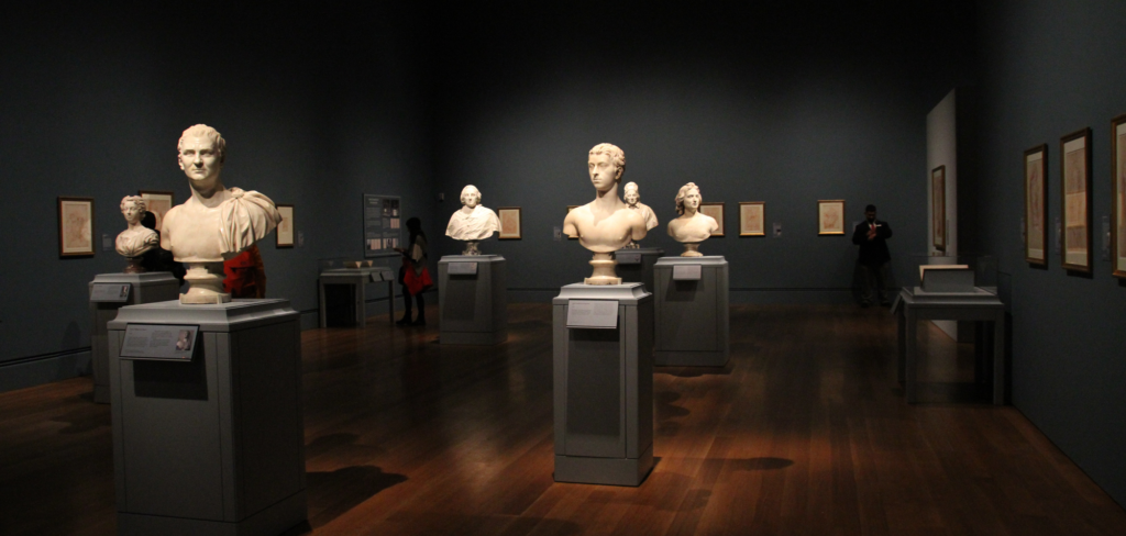 Big data for museum