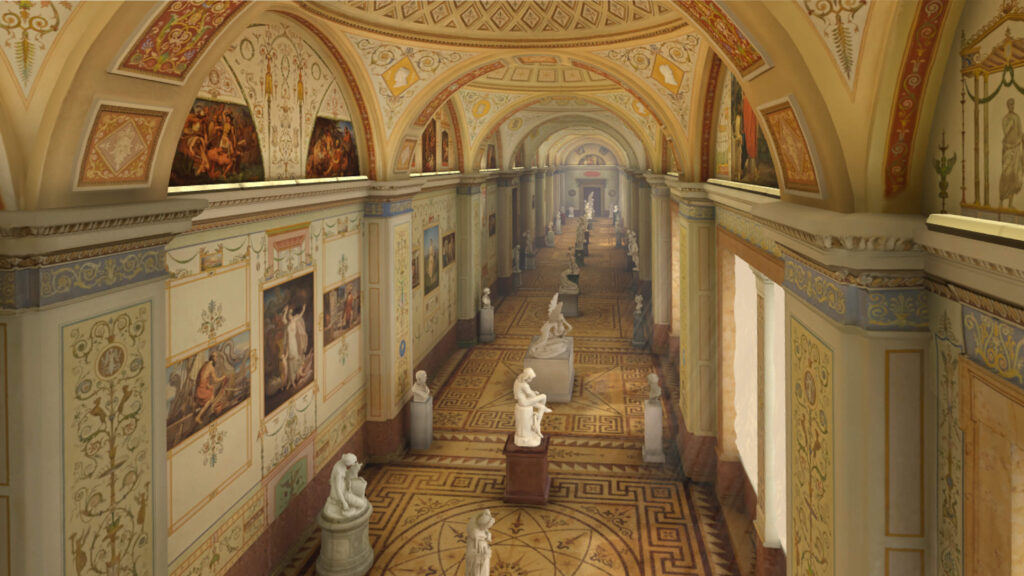 Museum in VR