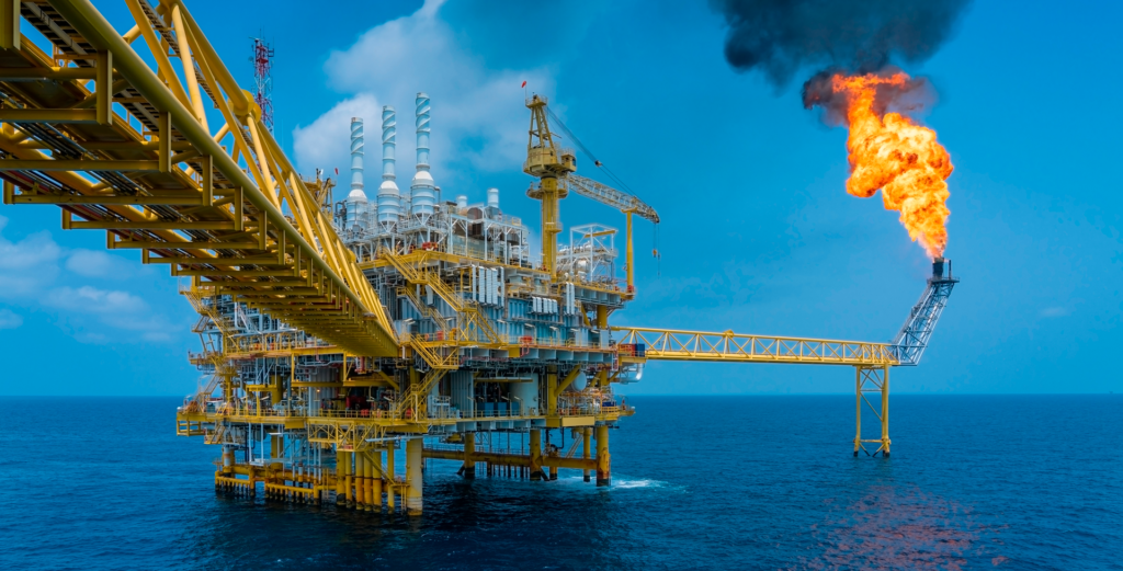 drone sensors oil spill