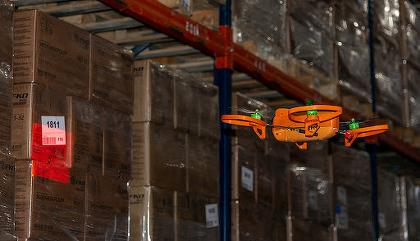 drone warehouse